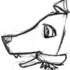 Lineart for Party Corgi